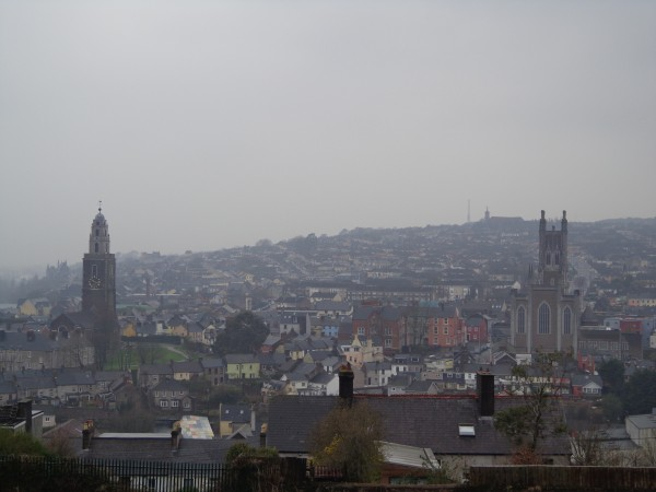 3.  View of Cork