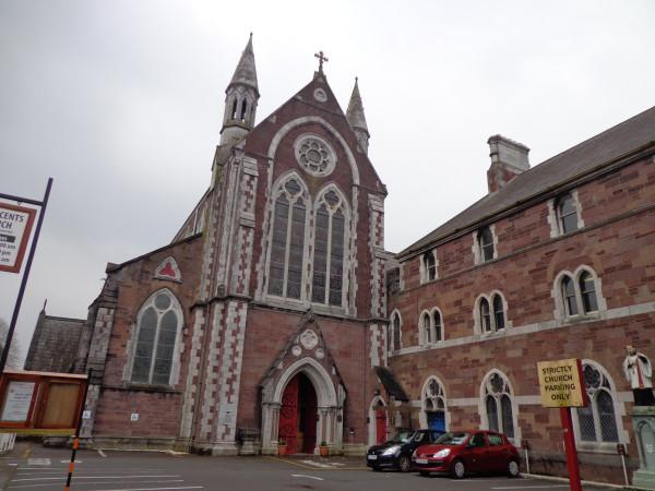 10.  St. Vincent Church