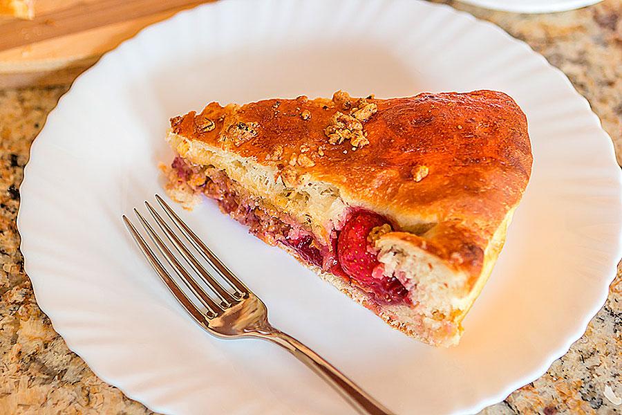 Идеальный пирог