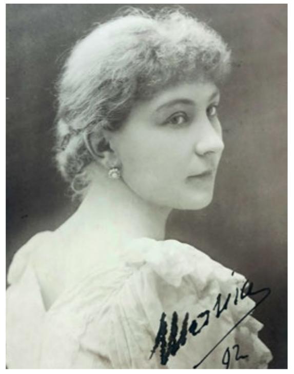 Мария Хаген-Шверин