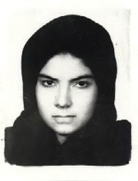 Nadia Anjuman Poet Picture Portrait