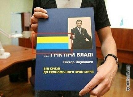 Книга Януковича