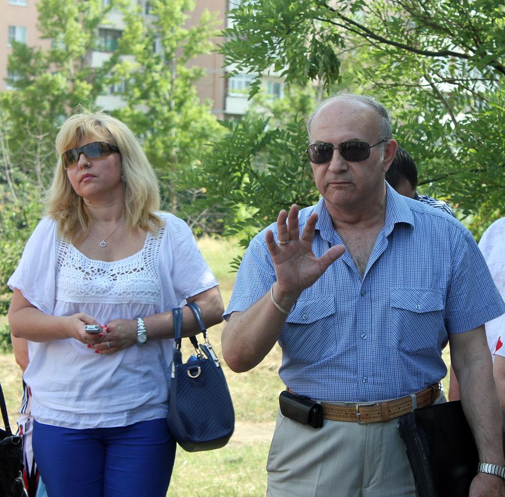 парк 300 летия таганрога застройка кпрф виктор булгаков