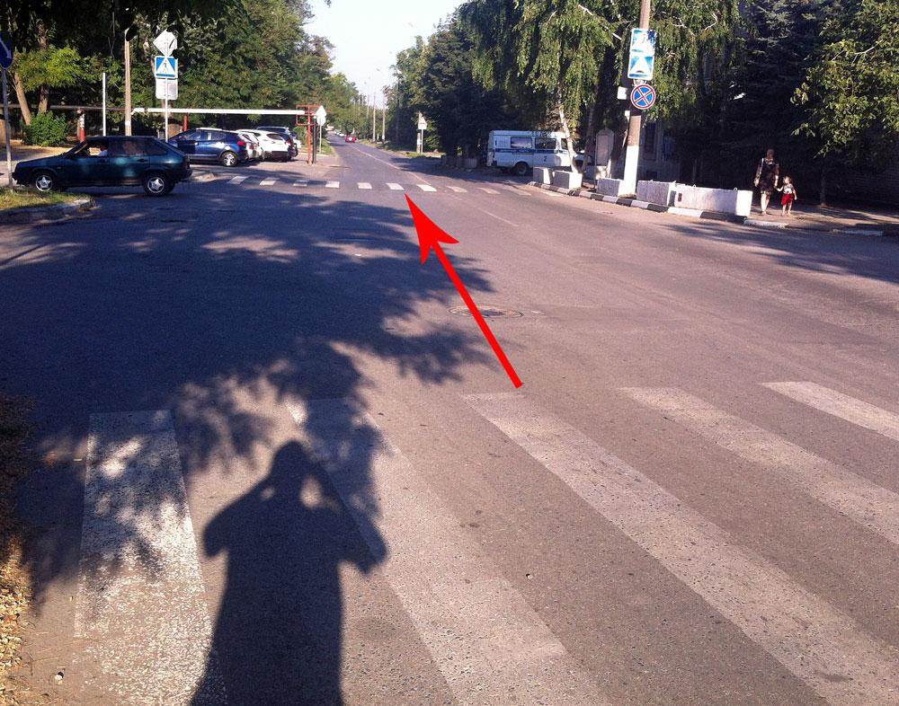 Таганрог дорожные работы лежачий полицейский отдел полиции 3