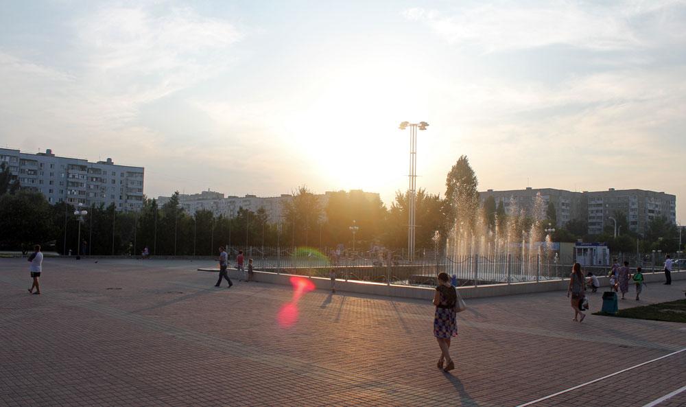 Волгодонск администрация Андрей Иванов