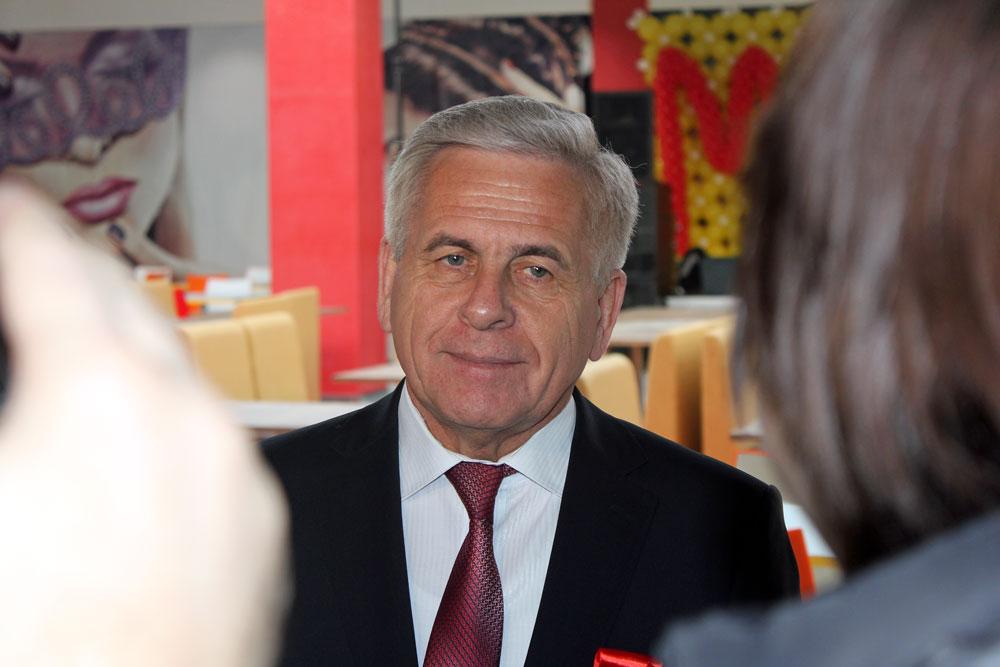 Таганрог городская дума Юрий Стефанов