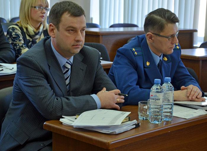 Андрей Лисицкий Таганрог глава администрации