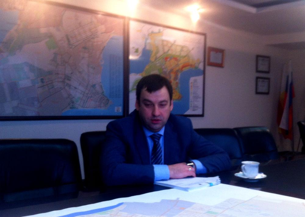 Андрей Лисицкий Таганрог администрация глава администрации