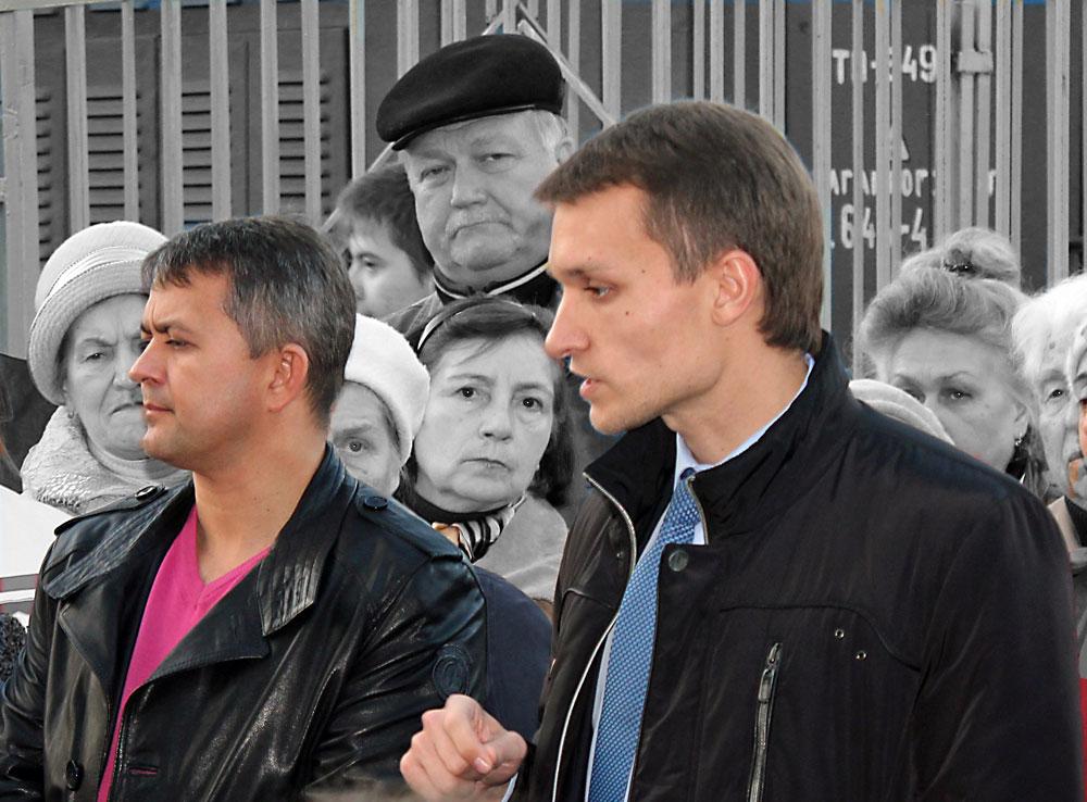 Таганрог администрация ЖКХ Евгений Владыкин Алексей Махов