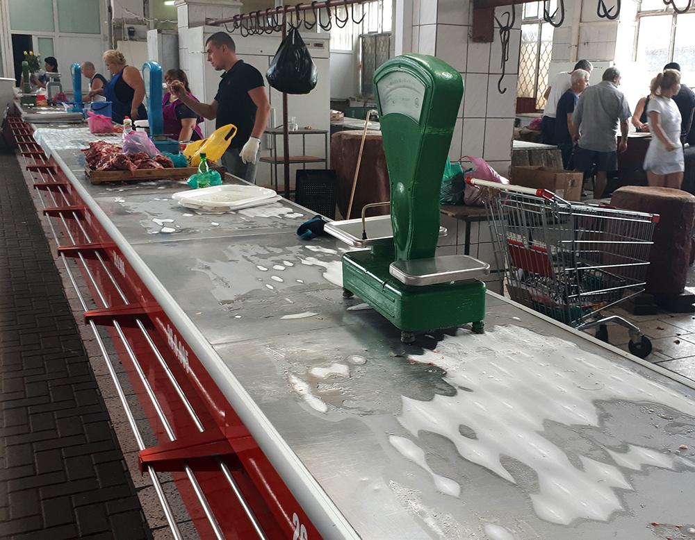 таганрог центральный рынок мясной павильон