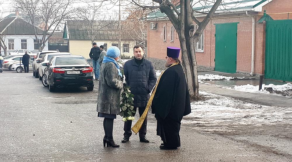 Таганрог администрация городская дума Андрей Лисицкий Инна Титаренко
