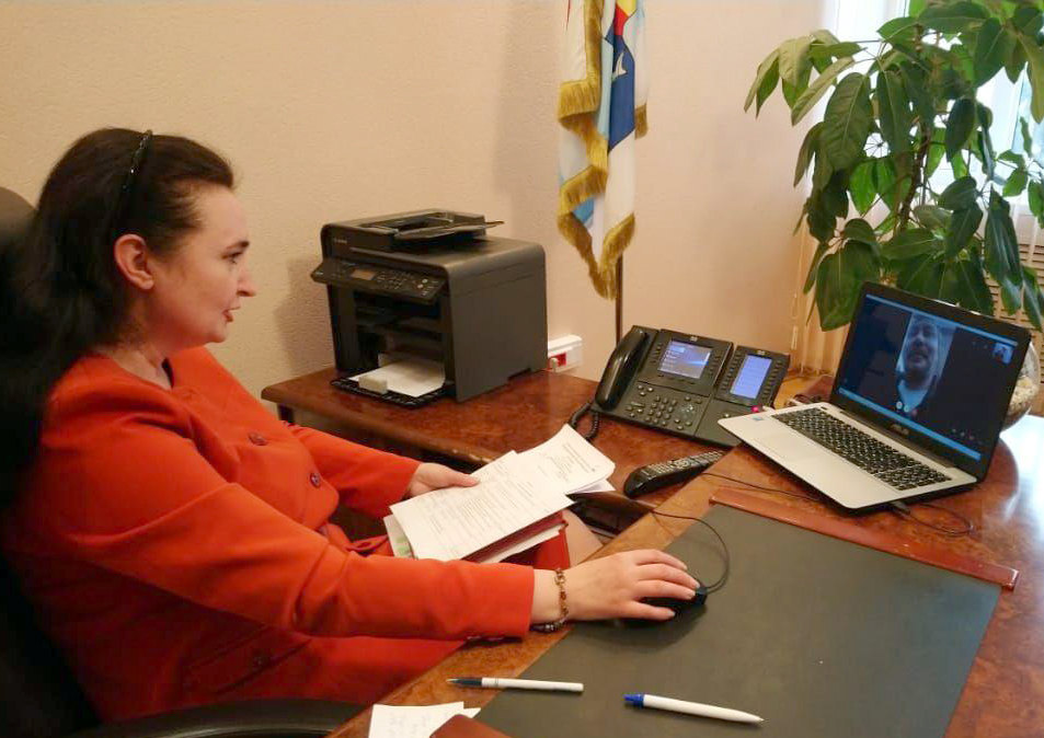 таганрог, председатель городской думы, городская дума, глава города, Инна Титаренко