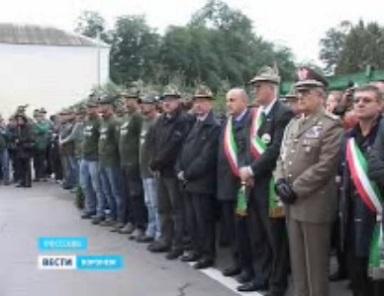 800 фашистов прошли маршем по Россоши