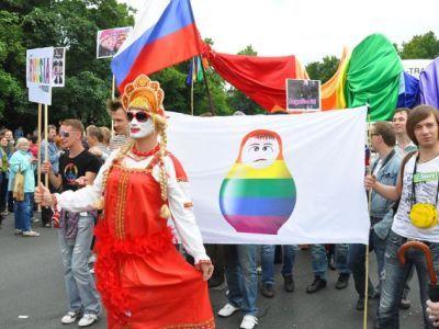 гей парад Невзоров
