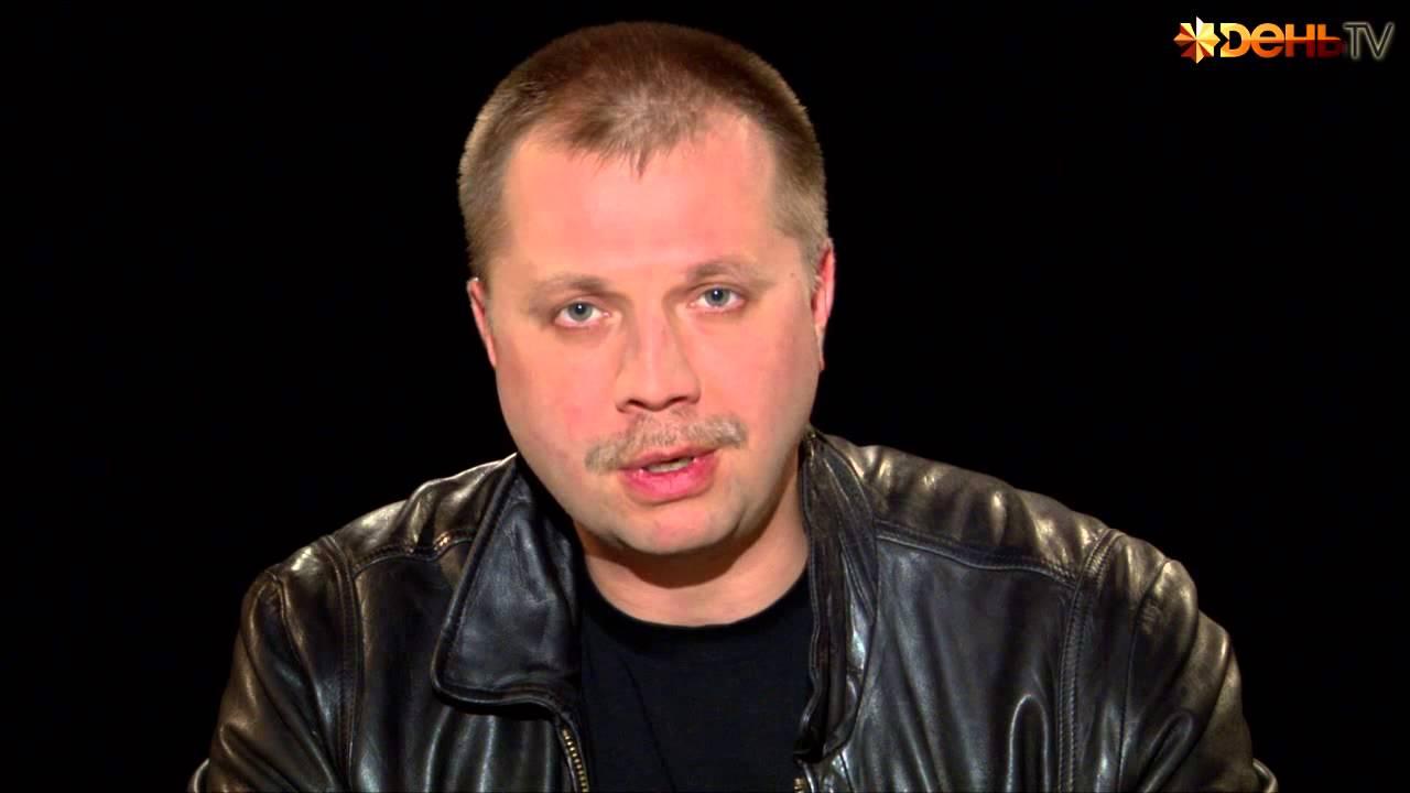 Александр Бородай Донецкая народная республика премьер министр ДНР Завтра День ТВ