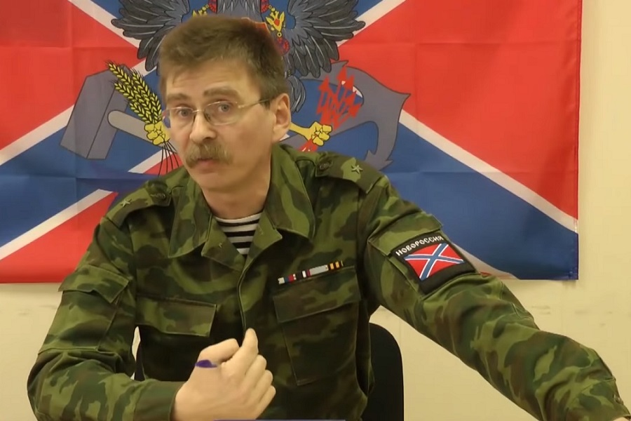 гитлерист Иванов Лискин глава РОВС СВОД Гиркин Стрелков