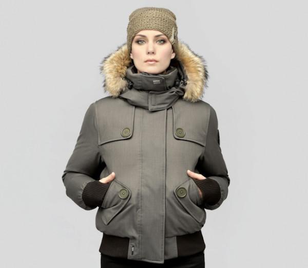 куртка nobis