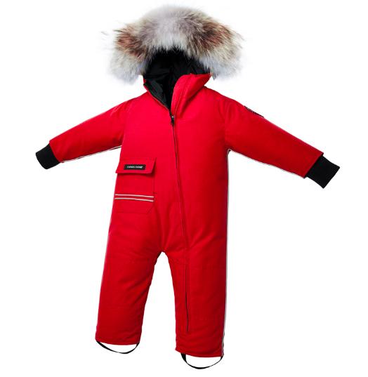 BABY SNOWSUIT (для детей от 12 до 24 мес)