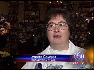 Lynette Cowper, Conchair