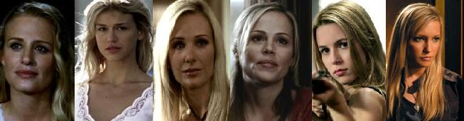 identikit blondes from Supernatural