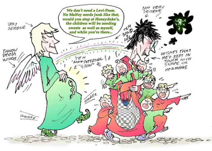 Draco Mpreg Birth Image Mag