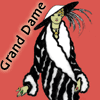 Grand Dame icon by fringekitty