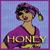 Honey icon by fringekitty