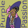 Purple Passion icon by fringekitty