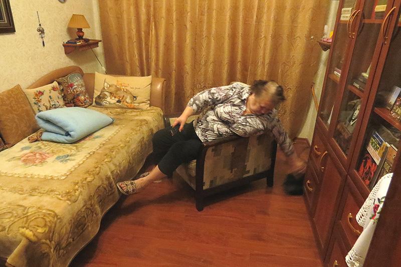 Сын пришёл в спальню к спящей матери русское новое