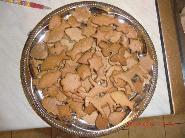 россыпь печенья