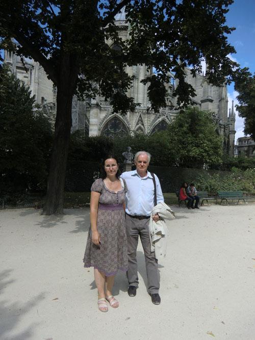 Мы с Жан-Жаком