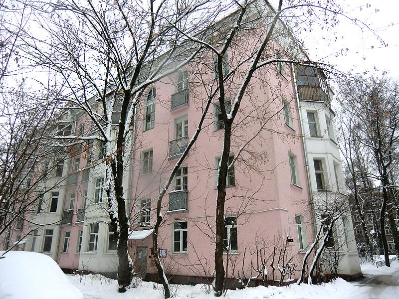 Циолковского розовый