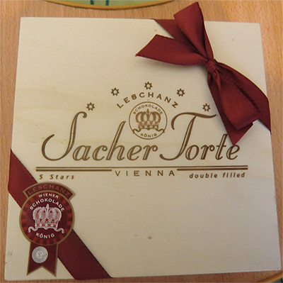Коробка торта
