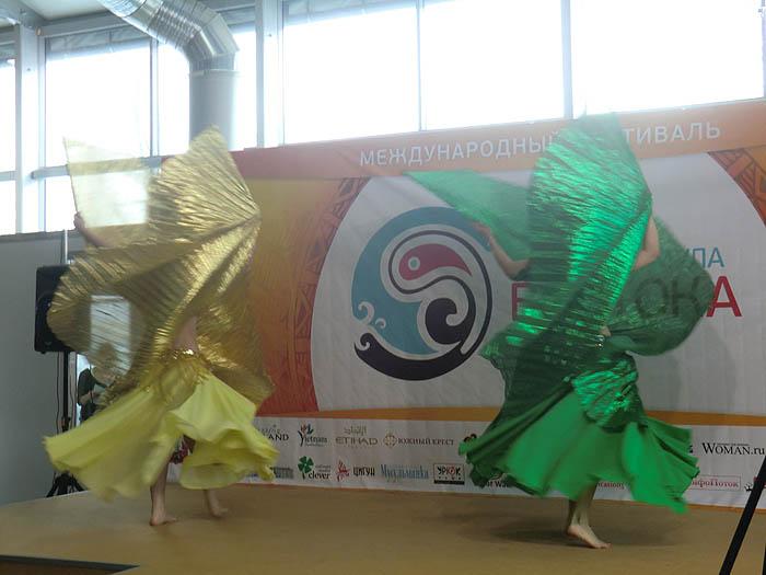 арабский танец 3