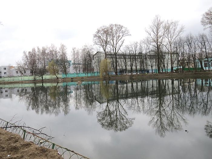 пруд 28 апреля