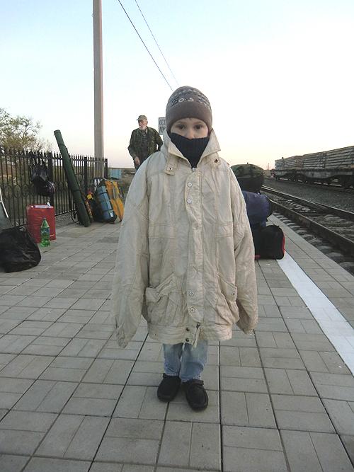 замерзший Ваник