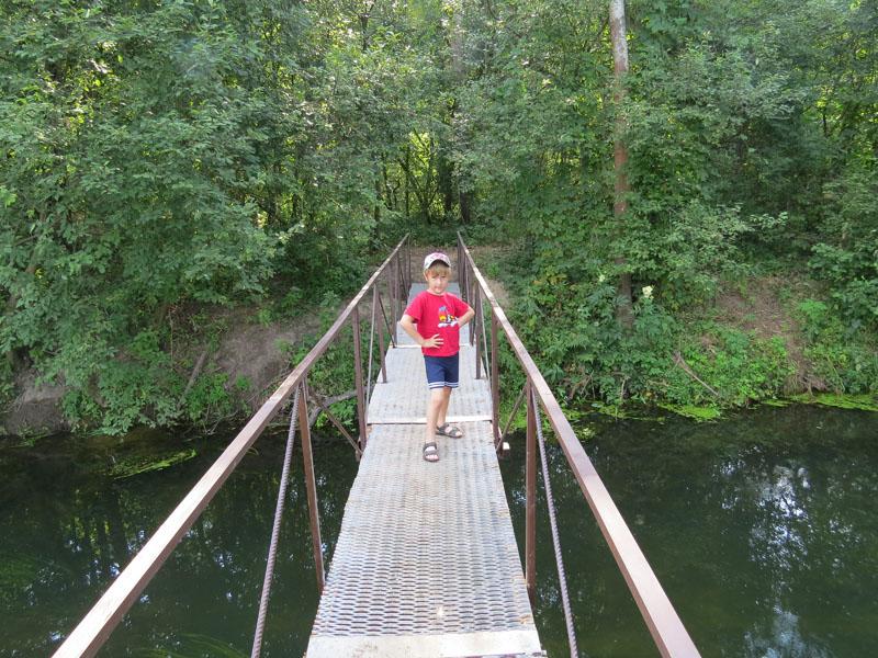 Ваня на мосту