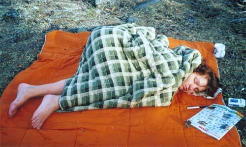 Светка спит