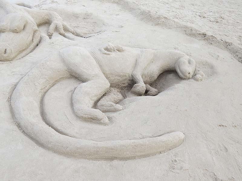 песочные шедевры 3