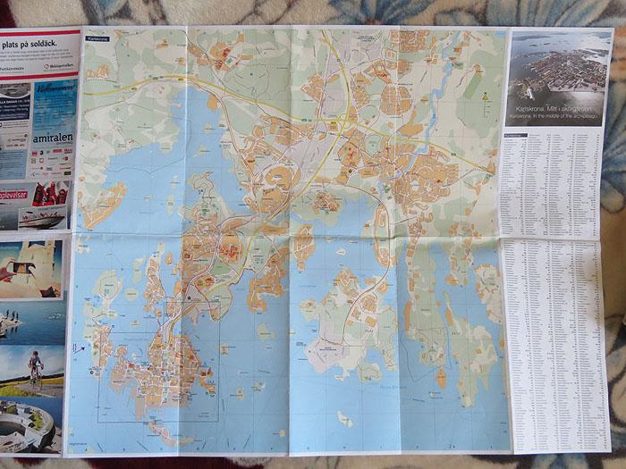 карта карлскруны 2