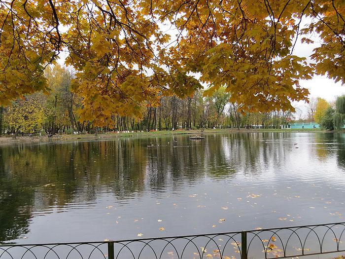 золотой пруд 2