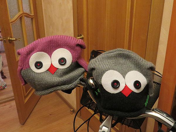 шапки совы