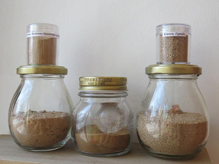песок Египта
