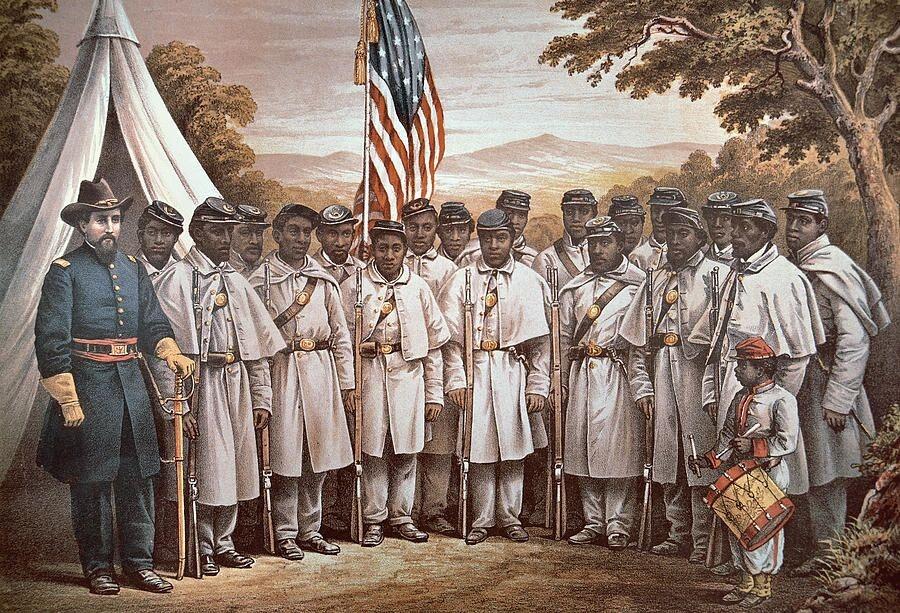 Гражданская война: какой сценарий обсуждают в США