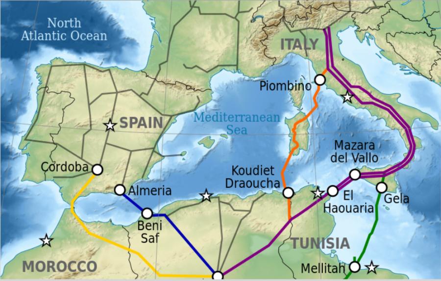 Северное Средиземноморье