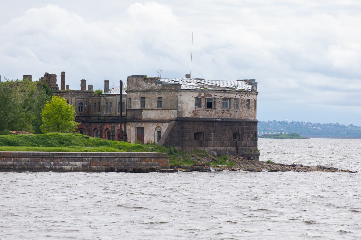 Форты Кронштадта — новый повод приехать в Петербург