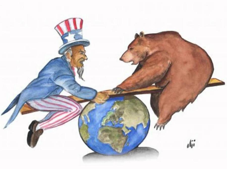 Sam and bear