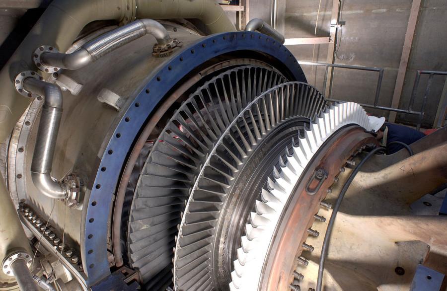 Газовая_турбина