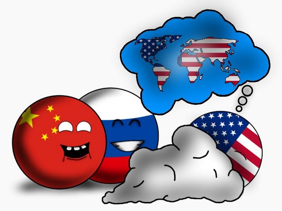Прорыв в отношениях России и Китая