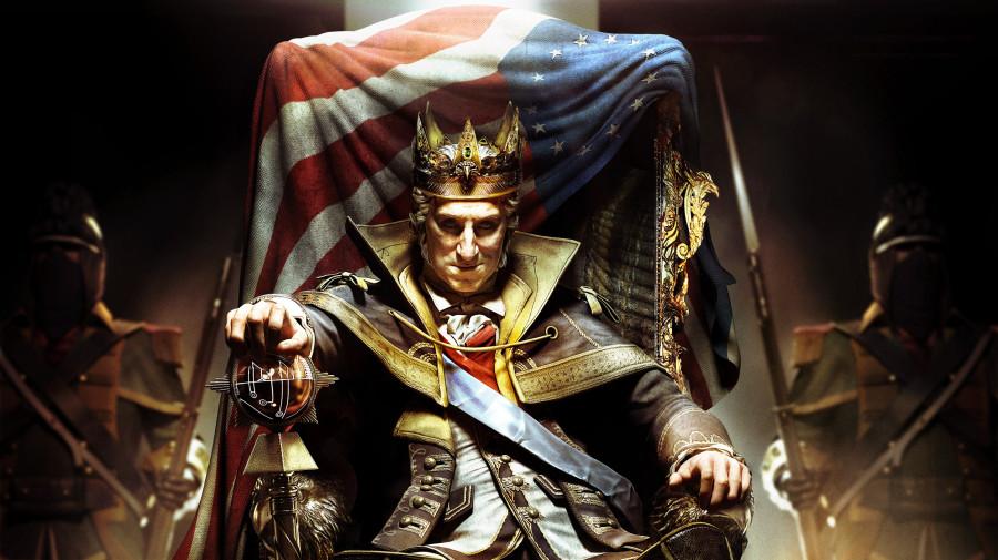 Американец-на-троне
